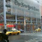 Arrivée le 1e jour, on descend la 8e avenue à pied jusqu'à l'hotel.
