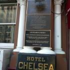 Le célèbre Chelsea Hotel, repaire des rock-stars