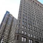 Le Flatiron Building, 1e gratte-ciel de New-York
