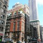 Notre bon vieux Empire State Building, visible en permanence de notre quartier