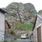 Un village étonnant pas très loin de St Julien Chapteuil