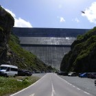 Barrage de la Grande-Dixence: 285m de haut.
